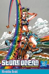 Hirohiko Araki - Stone Ocean Tome 16 : .