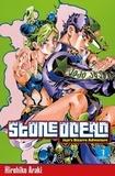 Hirohiko Araki - Stone Ocean Tome 3 : .