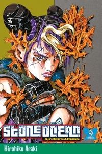 Hirohiko Araki - Stone Ocean Tome 9 : Brûle, dragon's dream.