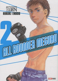 Hiroki Endo - All Rounder Meguru Tome 2 : .