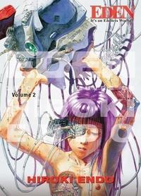 Hiroki Endo - Eden - Perfect Edition Tome 2 : .