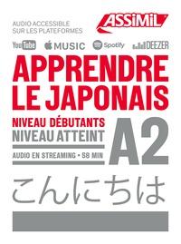Hiroko Oshima et Marion Saucier - Apprendre le japonais A2. 1 CD audio MP3