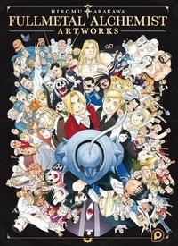 Hiromu Arakawa - Fullmetal Alchemist Artworks.