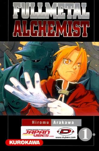 Hiromu Arakawa - Fullmetal Alchemist Tome 1 : .