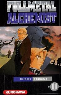 Hiromu Arakawa - Fullmetal Alchemist Tome 11 : .