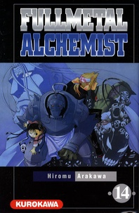Hiromu Arakawa - Fullmetal Alchemist Tome 14 : .