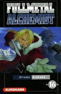 Hiromu Arakawa - Fullmetal Alchemist Tome 16 : .