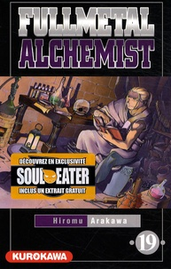 Hiromu Arakawa - Fullmetal Alchemist Tome 19 : .