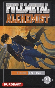 Hiromu Arakawa - Fullmetal Alchemist Tome 23 : .