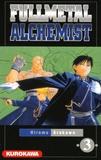 Hiromu Arakawa - Fullmetal Alchemist Tome 3 : .