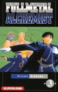 Rapidshare ebooks téléchargements Fullmetal Alchemist Tome 3