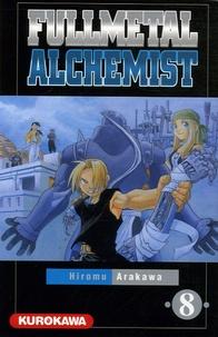 Hiromu Arakawa - Fullmetal Alchemist Tome 8 : .