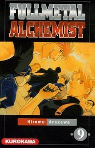 Livre gratuit télécharger pdf Fullmetal Alchemist Tome 9 en francais