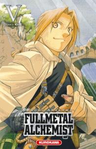 Hiromu Arakawa - Fullmetal Alchemist Tomes 10-11 : Volume 5.