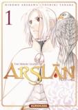 Hiromu Arakawa - The Heroic Legend of Arslân Tome 1 : .