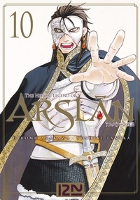 Hiromu Arakawa - The Heroic Legend of Arslân Tome 10 : .