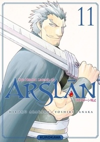 Deedr.fr The Heroic Legend of Arslân Tome 11 Image