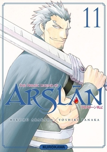 The Heroic Legend of Arslân Tome 11