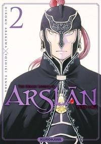 Hiromu Arakawa et Yoshiki Tanaka - The Heroic Legend of Arslân Tome 2 : .