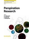 Hiroo Yokozeki et Hiroyuki Murota - Perspiration Research.