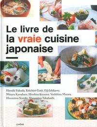 Téléchargements de livres Pda Le livre de la vraie cuisine japonaise