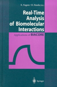 Deedr.fr Real-Time Analysis of Biomolecular Interactions. - Applications of BIACORE Image
