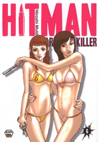 Hiroshi Muto - Hitman Part Time Killer Tome 6 : .
