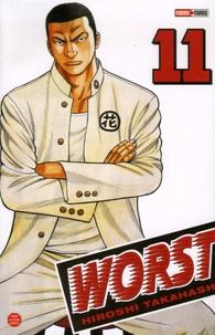 Hiroshi Takahashi - Worst Tome 11 : .
