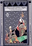 Hiroshi Unno - A thousand and one nights - The Art of Folklore, Literature, Poetry, Fashion & Book Design of the Islamic World.