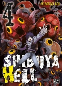 Hiroumi Aoi - Shibuya Hell Tome 4 : .