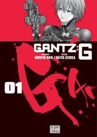 Hiroya Oku - Gantz G T01.