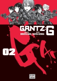 Hiroya Oku - Gantz G T02.
