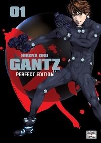 Hiroya Oku - Gantz Tome 1 : Perfect edition.