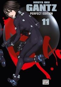 Hiroya Oku - Gantz Tome 11 : Perfect Edition.