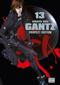 Hiroya Oku - Gantz Tome 13 : .