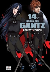 Hiroya Oku - Gantz Tome 14 : Perfect Edition.