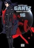 Hiroya Oku - Gantz Tome 16 : Perfect Edition.