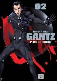 Hiroya Oku - Gantz Tome 2 : Perfect edition.