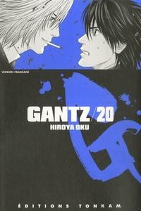 Hiroya Oku - Gantz Tome 20 : .