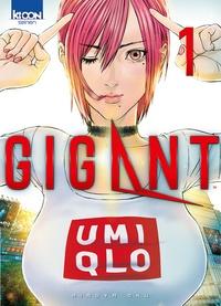Livre en ligne téléchargement gratuit Gigant Tome 1 9791032704400 par Hiroya Oku FB2 PDB (Litterature Francaise)