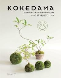 Hiroyuki Akiyama et Takeyoshi Hosomura - Ateliers Kokedama - Mini-bonsaïs & autres sculpture de mousse - Comment cultiver la verdure en miniature ?.