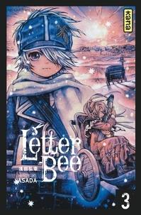 Hiroyuki Asada - Letter Bee Tome 3 : .