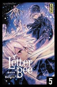 Hiroyuki Asada - Letter Bee Tome 5 : .