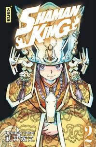 Hiroyuki Takei - Shaman King Tome 2 : Star Edition.