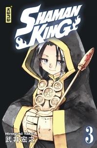 Hiroyuki Takei - Shaman King Tome 3 : Star Edition.