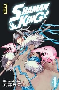 Hiroyuki Takei - Shaman King Tome 4 : Star Edition.