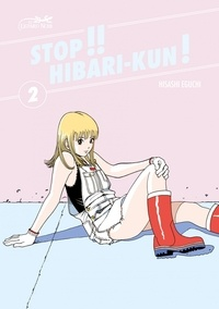 Hisachi Eguchi - Stop !! Hibari kun Tome 2 : .