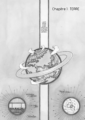 La cité Saturne Tome 1