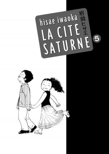 La cité Saturne Tome 5
