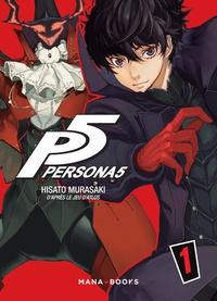 Hisato Murasaki - Persona 5 Tome 1 : .